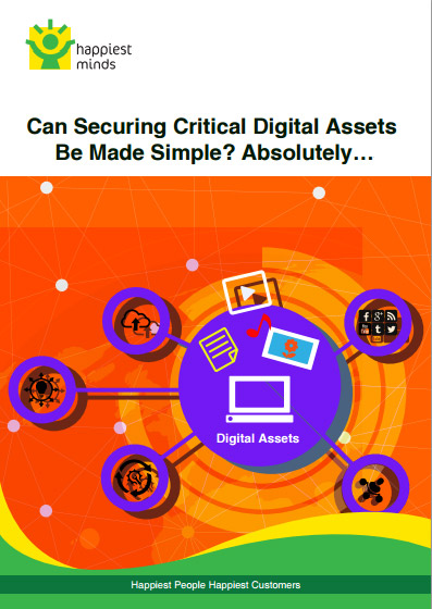 Can Securing Critical Digital Assets Be Made Simple? Absolutely
