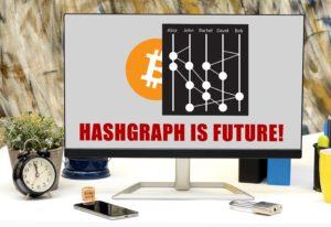 Hashgraph-evade-Blockchain?