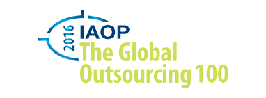 "IAOP as a ""Rising Star"" and a top company in 2016."