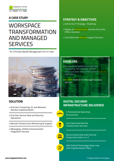 Workspace Transformation And Managed Services