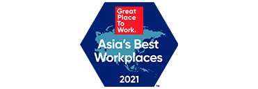 Happiest Minds Technologies is among Asia's Top 100 Great Places to Work 2021