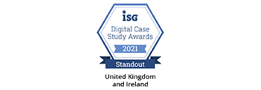 Happiest Minds Case Studies Recognized with 2021 ISG Digital Case Study Awards™